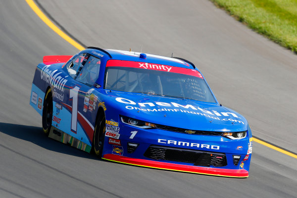 NASCAR XFINITY Series VisitMyrtleBeach.com 300 Kentucky Speedway Sparta, KY USA Friday 22 September 2017 Elliott Sadler, OneMain Financial Chevrolet Camaro World Copyright: Russell LaBounty LAT Images