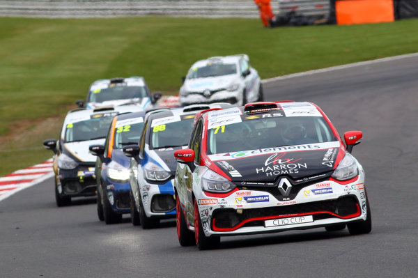 2017 Renault Clio Cup, Brands Hatch, Kent. 30th September - 1st October 2017, Max Coates (GBR) Ciceley Motorsport Renault Clio Cup World copyright. JEP/LAT Images