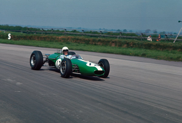 Silverstone, England. 13th - 15th May 1965.