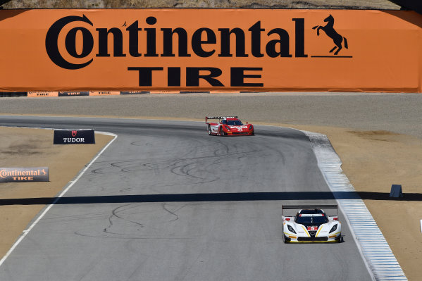 1-3 May, 2015, Monterey, California, USA 5, Chevrolet, Corvette DP, P, Joao Barbosa, Christian Fittipaldi, 31, Chevrolet, Corvette DP, P, Eric Curran, Dane Cameron ?2015 Scott R LePage  LAT Photo USA