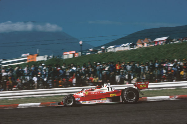 Fuji, Shizuoka, Japan. 21 - 23 October 1977.