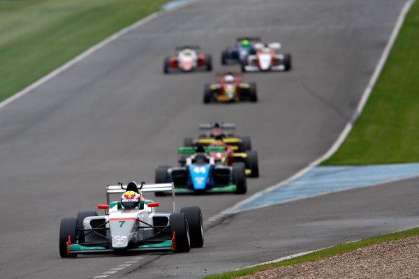 2016 BRDC F3 Championship, Donington Park, Leicestershire. 10th - 11th September 2016. Al Faisal Al Zubair (OMA) Fortec Motorsports BRDC F3. World Copyright: Ebrey / LAT Photographic.