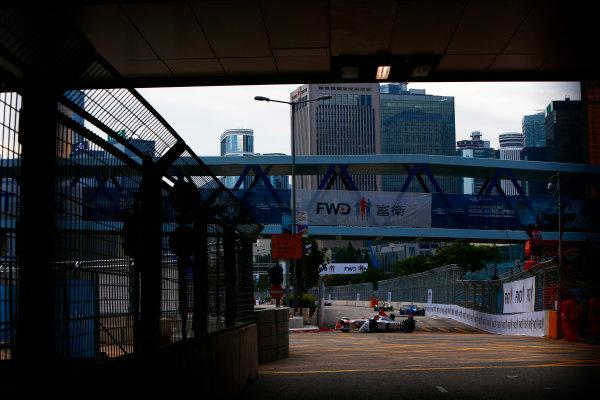 Suzuka Circuit, Japan. Sunday 09 October 2016. Loic Duval (6, Faraday Future Dragon Racing) World Copyright: Zak Mauger/LAT Photographic ref: Digital Image _X0W1809