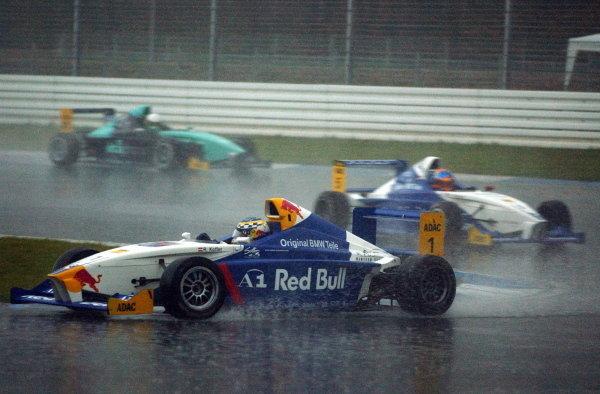 Reinhard Kofler (AUT), Mamerow Racing Team.Formula BWM ADAC Championship, Rd10, Hockenheim, Germany. 05-06 October 2002.DIGITAL IMAGE