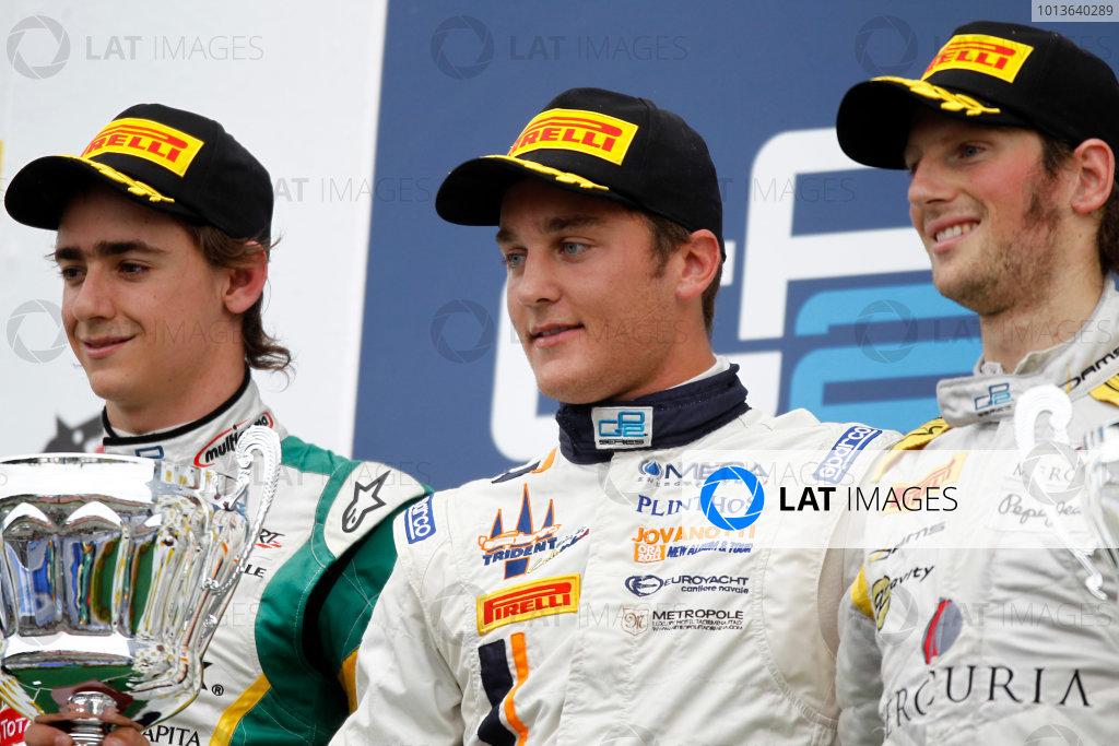 2011 GP2 Series. Round 7.