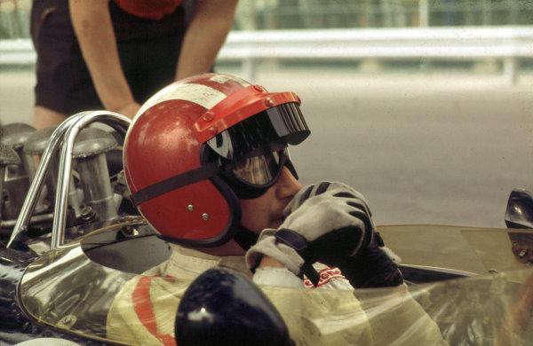 Formula 1 World Championship.Jo Siffert.Ref-S6A 07.World - LAT Photographic