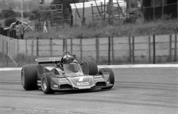 John Watson, Brabham BT45 Alfa Romeo.