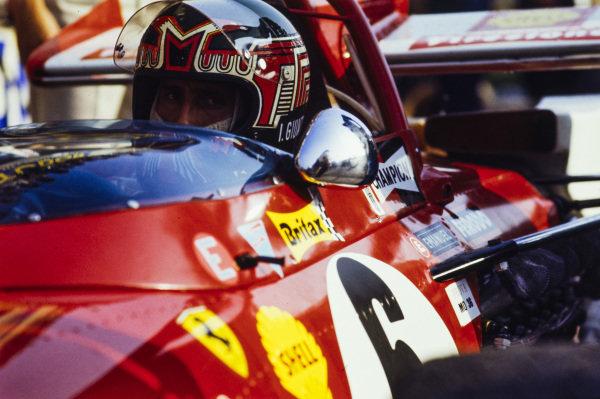 Ignazio Giunti, Ferrari 312B.