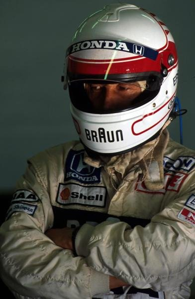 Satoru Nakajima (JPN) Tyrrell 020
