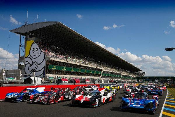 Circuit de la Sarthe, Le Mans, France