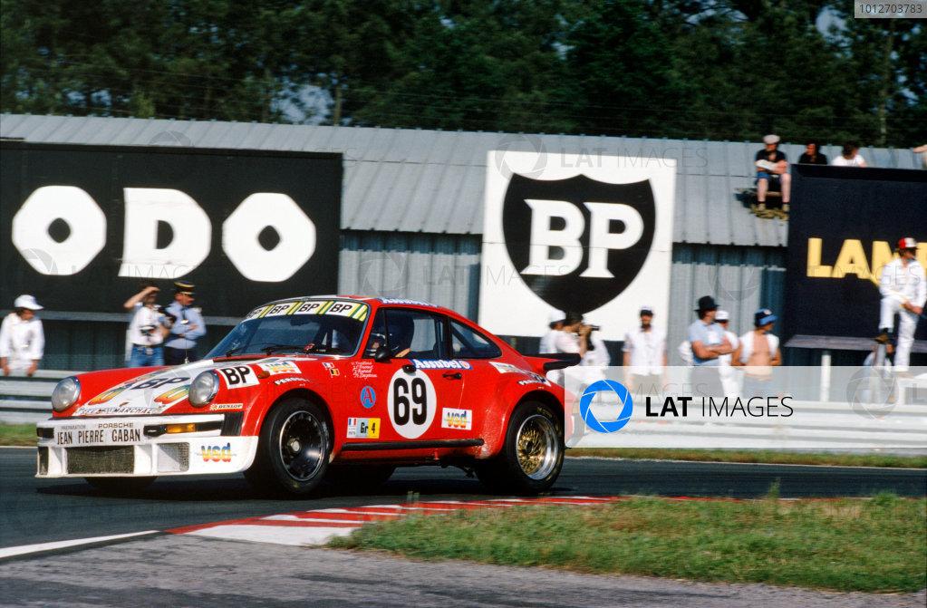 Le Mans, France. 10th - 11th June 1978.Willy Braillard / Philippe Dagoreau / Jean-Louis Ravenel / Jacky Ravenel (Porsche 934), retired, action.World Copyright: LAT PhotographicRef: 35mm transparency