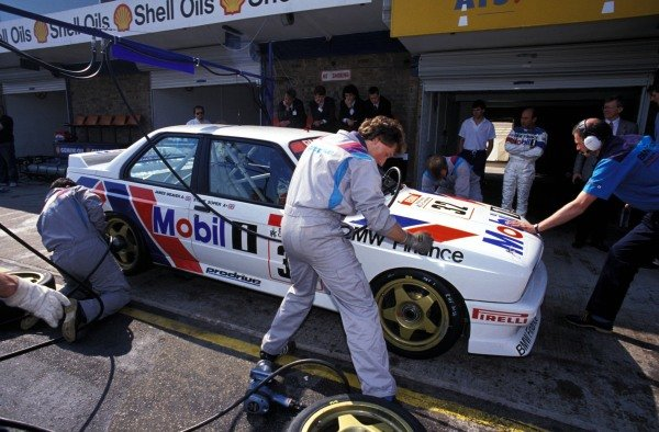 BMW 3 Series Makes BTCC Return