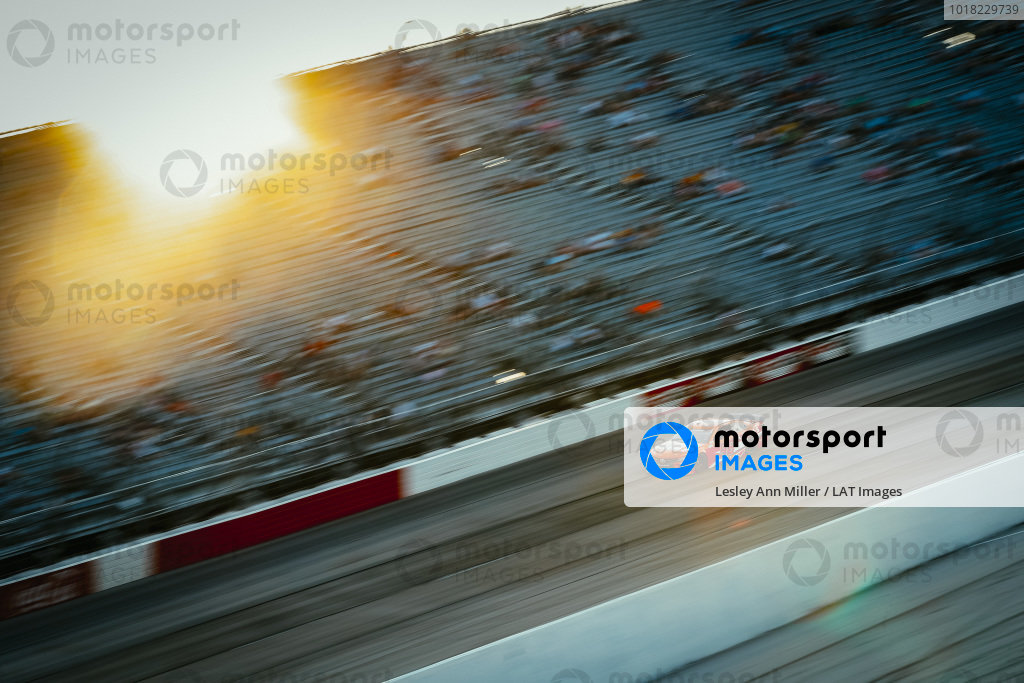 #96: Daniel Suarez, Gaunt Brothers Racing, Toyota Camry ARRIS now CommScope