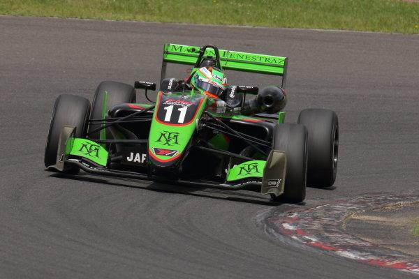 Round 14, Sacha Fenestraz, B-Max Racing with Motopark Dallara F314 Volkswagen, 2nd position