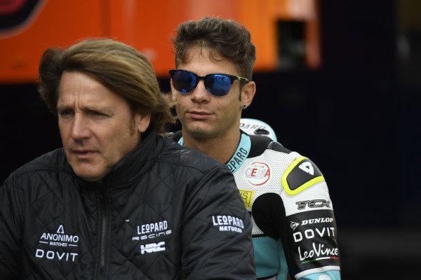Lorenzo Dalla Porta, Leopard Racing.