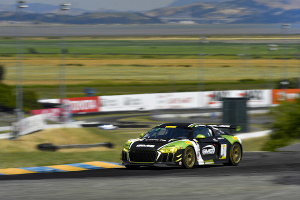 #2 Audi R8 LMS GT4 of Jason Bell James Sofronas
