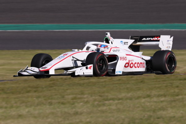 Ukyo Sasahara, Docomo Team Dandelion Racing, Dallara SF19 Honda, 3rd position