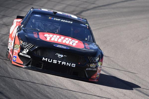 #32: Corey LaJoie, Go FAS Racing, Ford Mustang Hertz