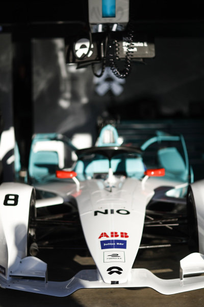 Car of Tom Dillmann (FRA), NIO Formula E Team, NIO Sport 004