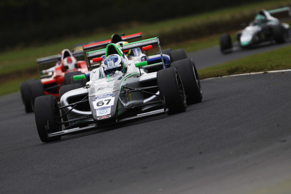 James Hedley (GBR) - JHR British F4