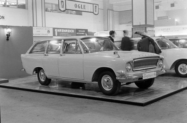 Ford Zephyr 4 estate car
