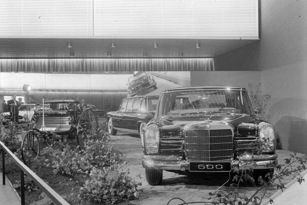 Mercedes-Benz 600 Grosser