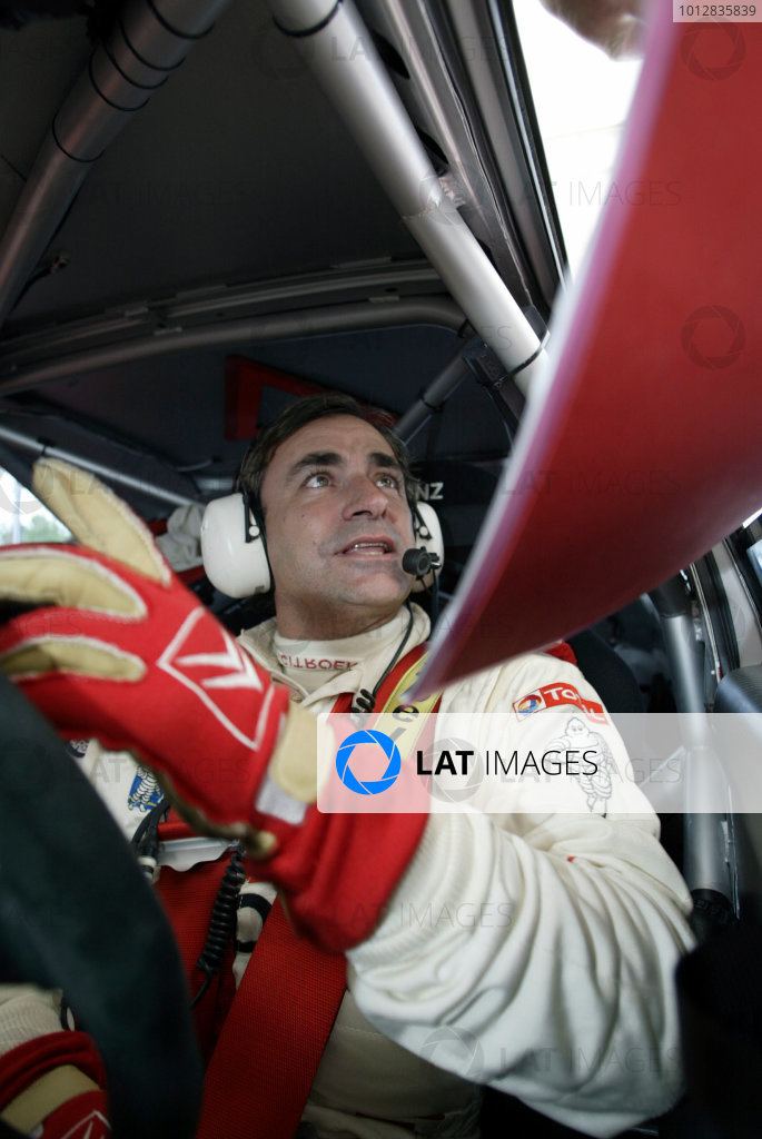 2004 FIA World Rally Champs. Round six, Acropolis Rally.