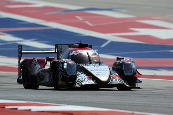 2017 FIA World Endurance Championship, COTA, Austin, Texas, USA. 14th-16th September 2017, #38 Jackie Chan DC Racing ORECA 07-Gibson: Ho-Pin Tung, Thomas Laurent, Oliver Jarvis  World Copyright. May/JEP/LAT Images