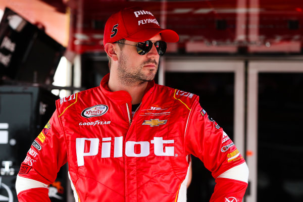 NASCAR XFINITY Series Food City 300 Bristol Motor Speedway, Bristol, TN USA Thursday 17 August 2017 Michael Annett, Pilot Flying J Chevrolet Camaro World Copyright: Barry Cantrell LAT Images