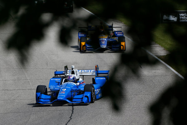 Verizon IndyCar Series Kohler Grand Prix Road America, Elkhart Lake, WI USA Friday 23 June 2017 Scott Dixon, Chip Ganassi Racing Teams Honda World Copyright: Phillip Abbott LAT Images ref: Digital Image abbott_elkhart_0617_0252