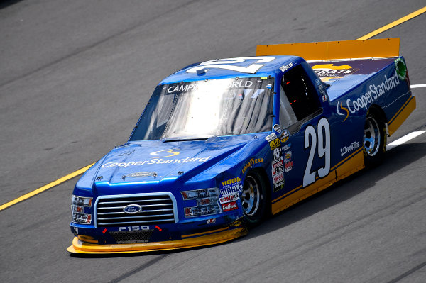 NASCAR Camping World Truck Series Overton's 150 Pocono Raceway, Long Pond, PA USA Saturday 29 July 2017 Chase Briscoe, Cooper Standard Ford F150 World Copyright: Rusty Jarrett LAT Images