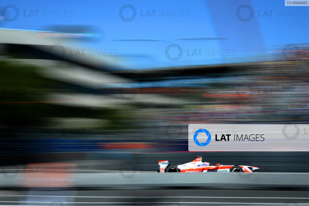 2016/2017 FIA Formula E Championship. Round 11 - Montreal ePrix, Canada Sunday 1 January 2012. Nick Heidfeld (GER), Mahindra Racing, Spark-Mahindra, Mahindra M3ELECTRO. Photo: Patrik Lundin/LAT/Formula E ref: Digital Image PL1_2363