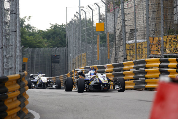 2015 Macau Formula 3 Grand Prix Circuit de Guia, Macau, China 18th - 22nd November 2015 Nick Cassidy (NZL) Tom???s Dallara Toyota World Copyright: XPB Images/LAT Photographic ref: Digital Image 2015-Macau-F3-AT1-0508