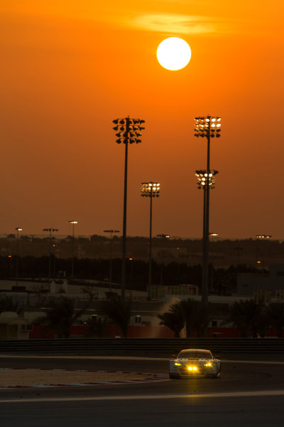 2015 FIA World Endurance Championship Bahrain 6-Hours Bahrain International Circuit, Bahrain Saturday 21 November 2015. Francesco Castellacci, Roald Goethe, Stuart Hall (#96 GTE AM Aston Martin Racing Aston Martin Vantage V8). World Copyright: Sam Bloxham/LAT Photographic ref: Digital Image _SBL5191