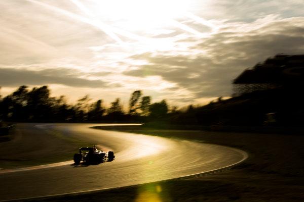 Circuit de Catalunya, Barcelona, Spain Friday 4 March 2016. Rio Haryanto, Manor MRT05 Mercedes.  World Copyright: Zak Mauger/LAT Photographic ref: Digital Image _79P2238