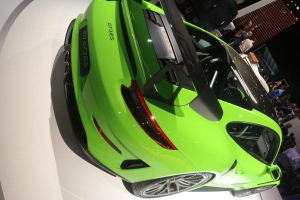 Porsche GT3 RS