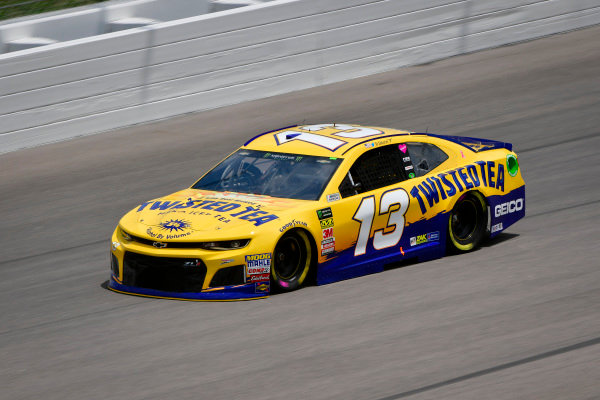 #13: Ty Dillon, Germain Racing, Chevrolet Camaro Twisted Tea
