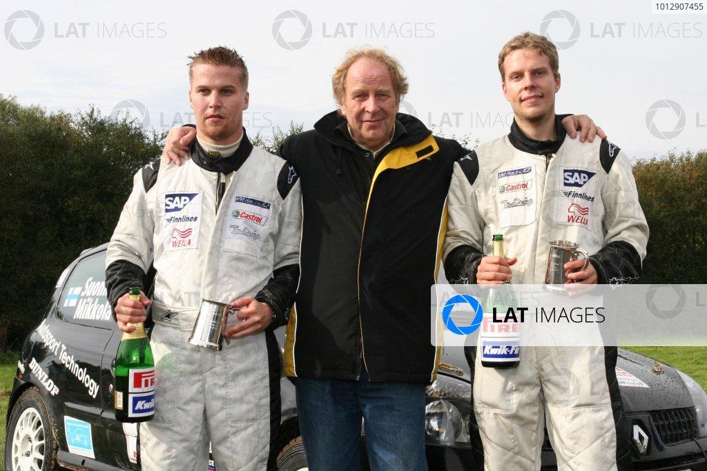 2005 British Rally Championship 2005,