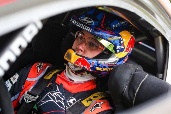 2017 FIA World Rally Championship, Round 13, Rally Australia 2017, 16-19 November 2017, Thierry Neuville, Hyundai, portrait, Worldwide Copyright: LAT/McKlein