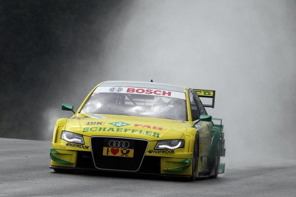 Martin Tomczyk (GER), Audi Sport Team Phoenix.DTM, Rd3, Red Bull Ring, Spielberg, Austria. 3-5 June 2011.World Copyright: LAT Photographicref: Digital Image dne1103ju45