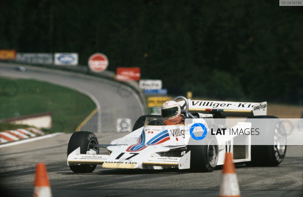 1977 Austrian Grand Prix.