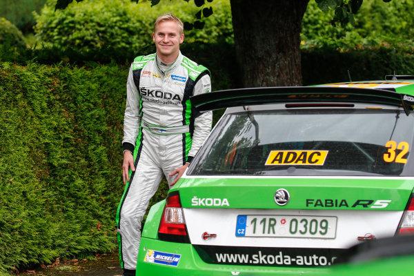 2016 FIA World Rally Championship, Round 09, Rallye Deutschland 2016, August 18-21, 2016 Esapekka Lappi, Skoda, Portrait Worldwide Copyright: McKlein/LAT