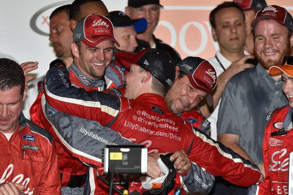 2017 Xfinity - Powershares QQQ 300 Daytona International Speedway, Daytona Beach, FL USA Saturday 25 February 2017 Ryan Reed World Copyright: Rusty Jarrett/LAT Images ref: Digital Image 17DAY1rj_05657