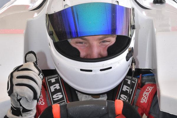 2017 F4 US Championship Rounds 1-2-3 Homestead-Miami Speedway, Homestead, FL USA Sunday 9 April 2017 Race #2 winner, Raphael Forcier World Copyright: Dan R. Boyd/LAT Images