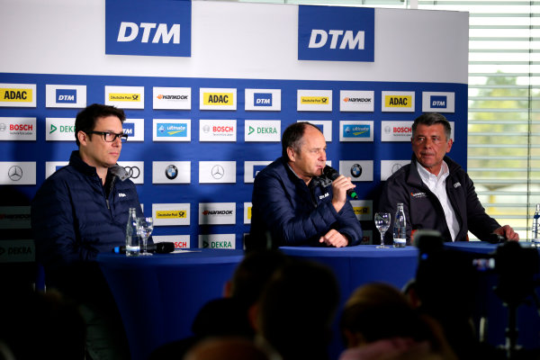 2017 DTM Testing & Media Day