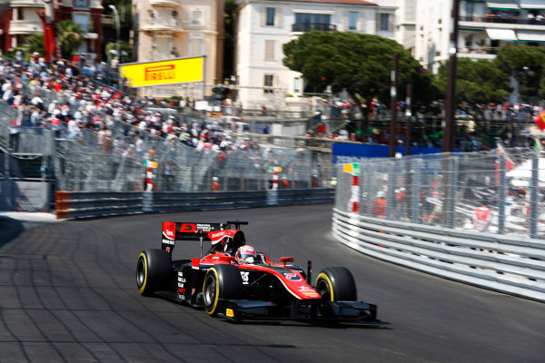 2017 FIA Formula 2 Round 3. Monte Carlo, Monaco. Saturday 27 May 2017. Nobuharu Matsushita (JPN, ART Grand Prix)  Photo: Zak Mauger/FIA Formula 2. ref: Digital Image _X4I9536