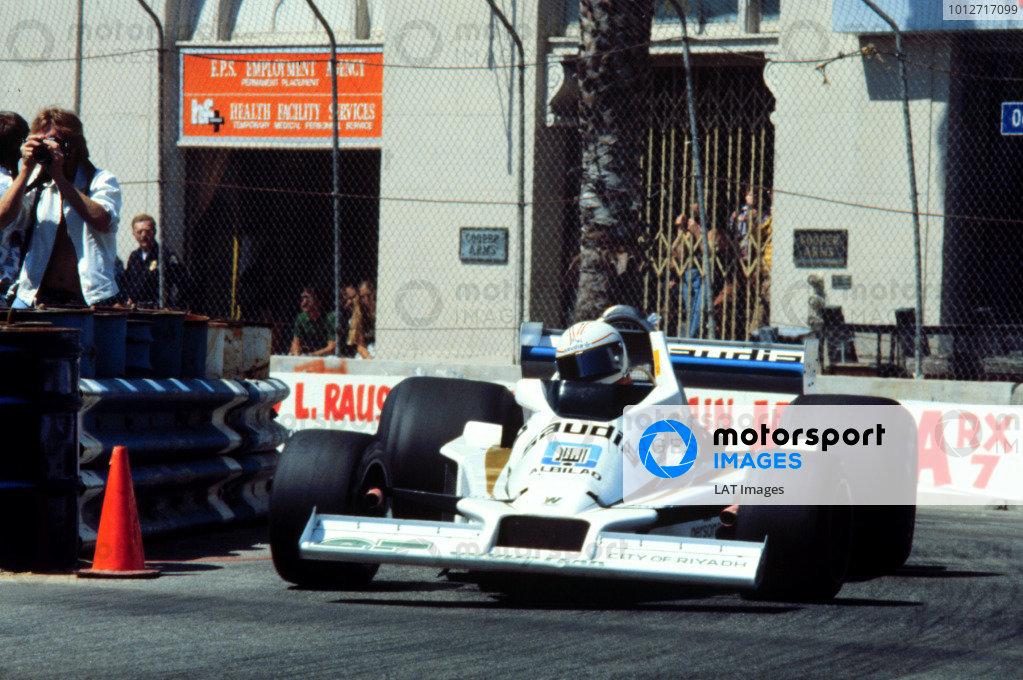 1978 United States Grand Prix West.