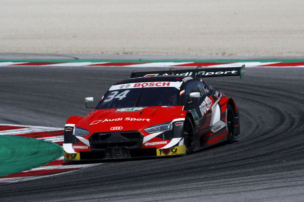 Andrea Dovizioso, Audi Sport Team WRT, Audi RS 5 DTM.
