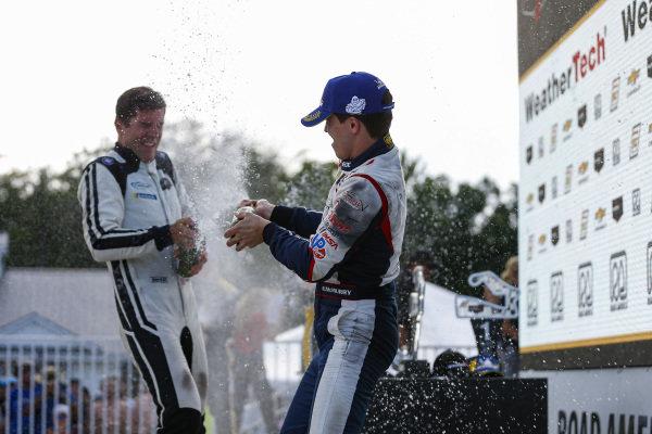 #52 PR1 Mathiasen Motorsports ORECA LMP2, LMP2: Matthew McMurry, Patrick Kelly, Champagne