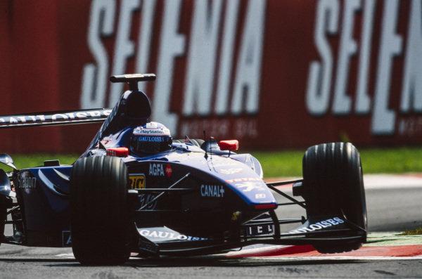 Olivier Panis, Prost AP02 Peugeot.